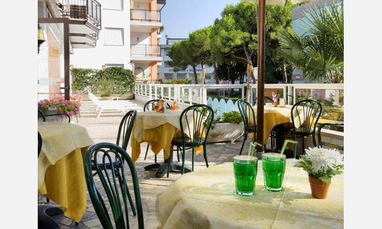 hotel VILLA D'ESTE: terrazza