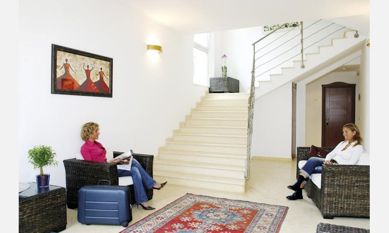 residence MAREO: hall