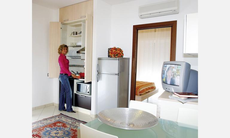 residence MAREO: angolo cottura (esempio)