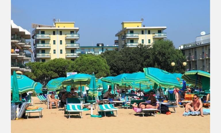 residence COSTA DEL SOL: esterno dalla spiaggia