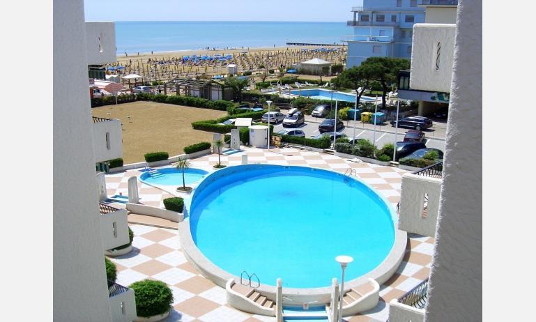residence EL PALMAR: piscina