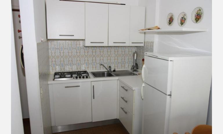 residence EL PALMAR: angolo cottura (esempio)