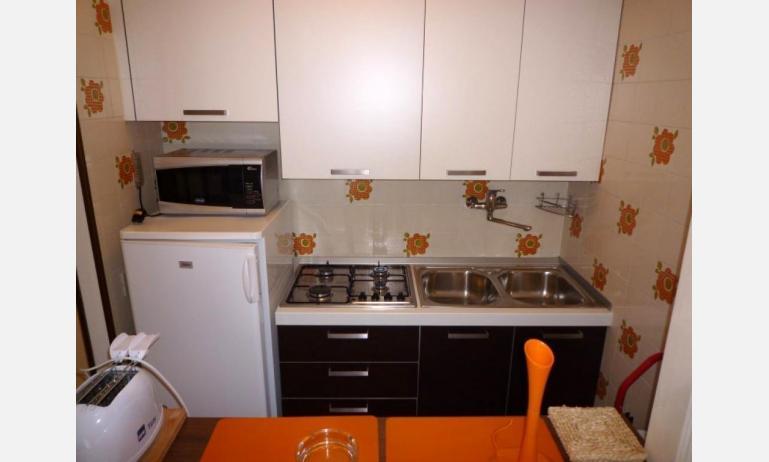 residence PUERTO DEL SOL: angolo cottura (esempio)