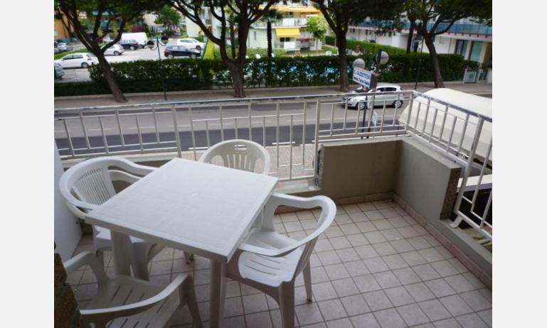 residence PUERTO DEL SOL: balcone (esempio)