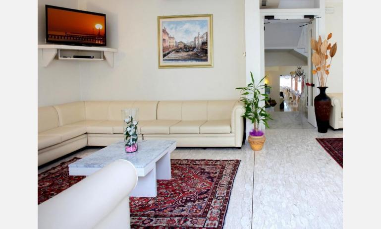 hotel TORINO: hall