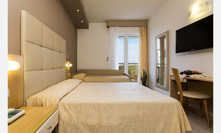 hotel TORINO: camera (esempio)
