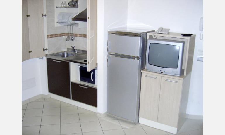 residence TULIPANO: angolo cottura (esempio)