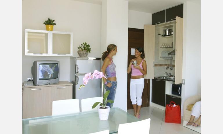 residence TULIPANO: soggiorno (esempio)