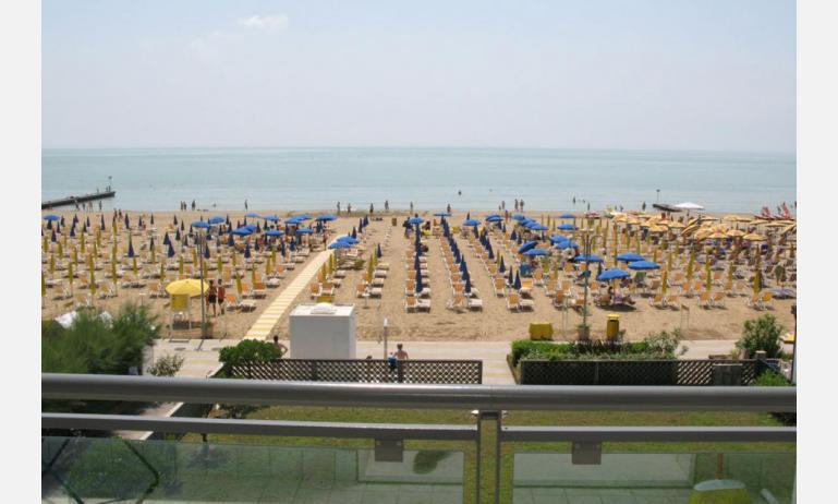 residence MEERBLICK: da balcone vista mare frontale (esempio)