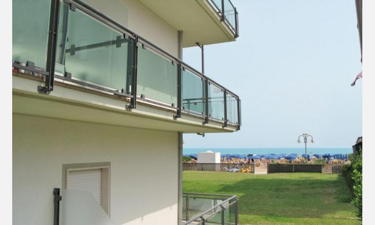 Residence MEERBLICK: Balkon mit Aussicht (Beispiel)