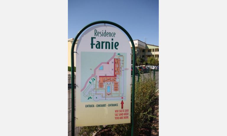 residence ALLE FARNIE: ingresso