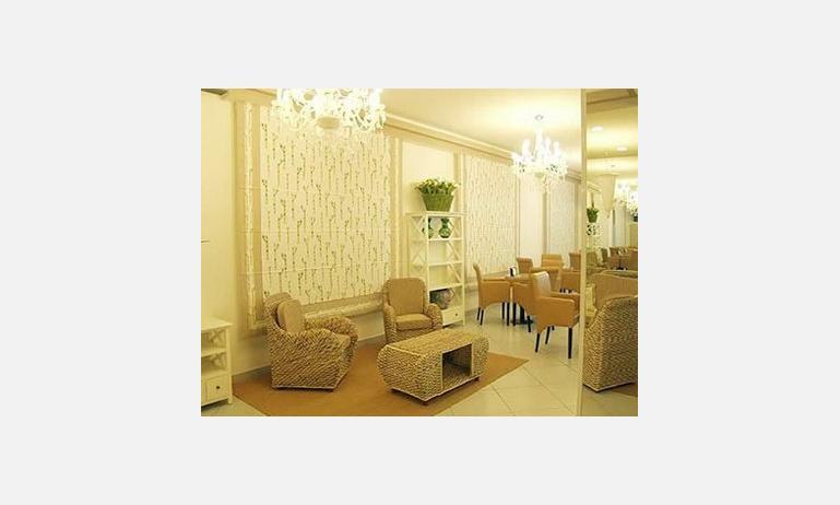 Hotel SPERANZA: Hall