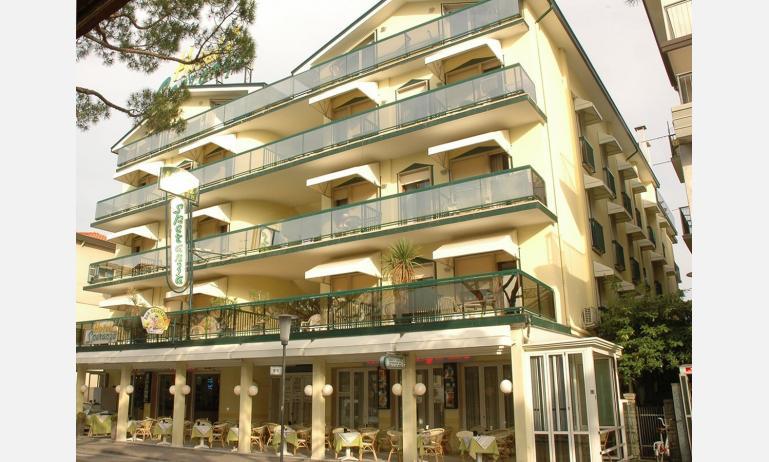 Hotel SPERANZA: das Haus