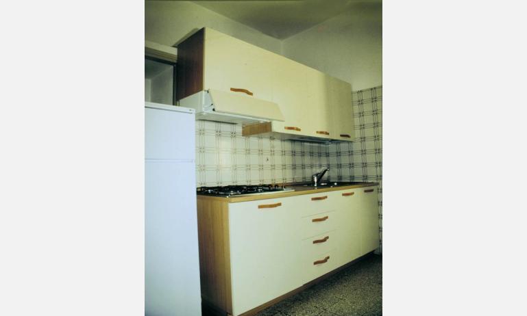 appartamenti SORAYA-ELISA: angolo cottura (esempio)