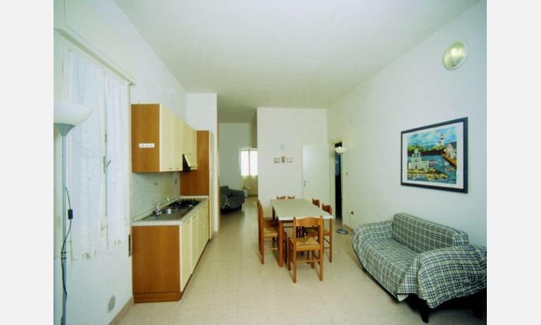 appartamenti SORAYA-ELISA: soggiorno (esempio)