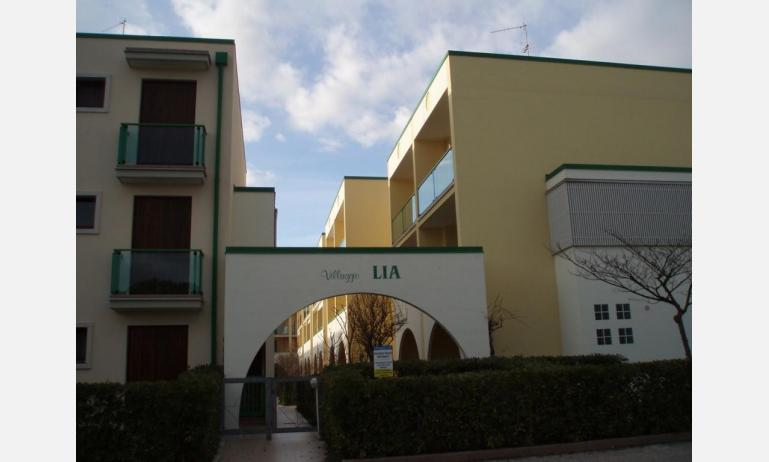 Residence LIA: Eingang