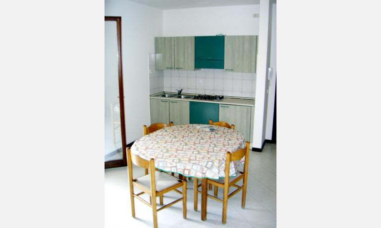 residence NUOVO SILE: angolo cottura (esempio)