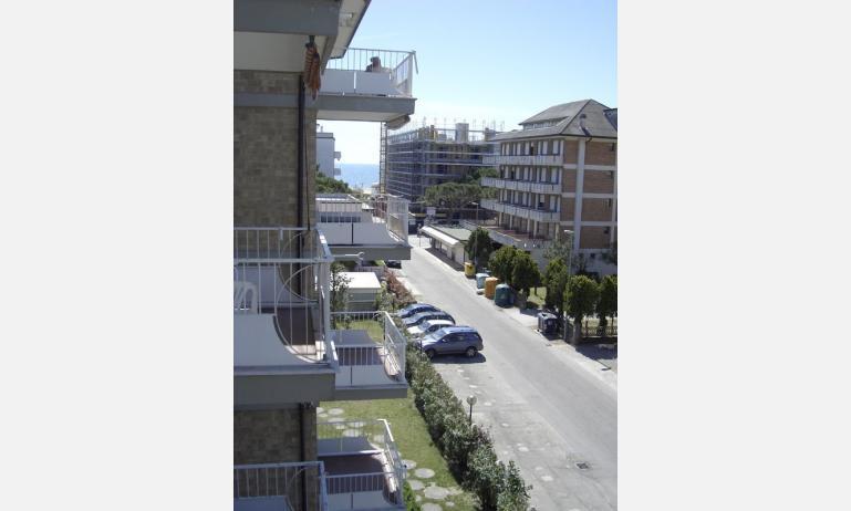 residence SANTA FE: balcone (esempio)