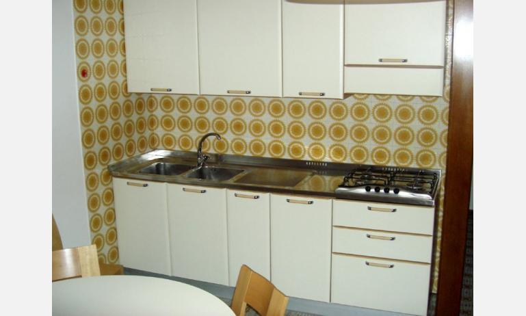 appartamenti ELLE: angolo cottura (esempio)