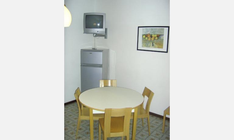 appartamenti ELLE: soggiorno (esempio)