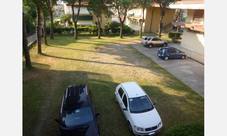 appartamenti ELLE: parcheggio