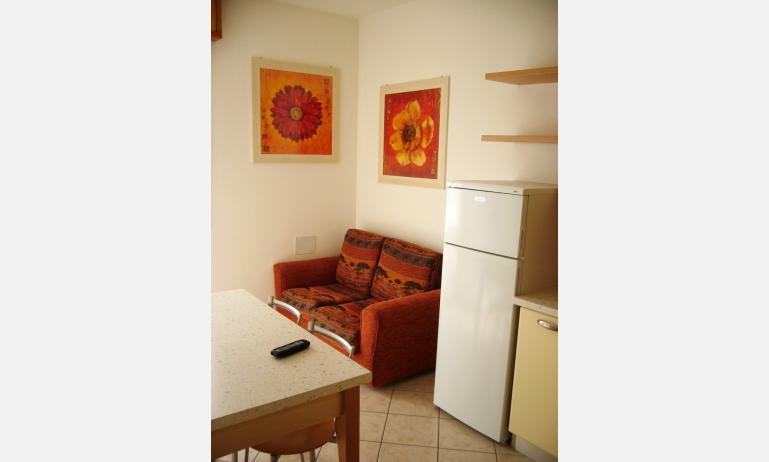 appartamenti LARA: soggiorno (esempio)