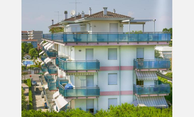 appartamenti LARA: esterno condominio