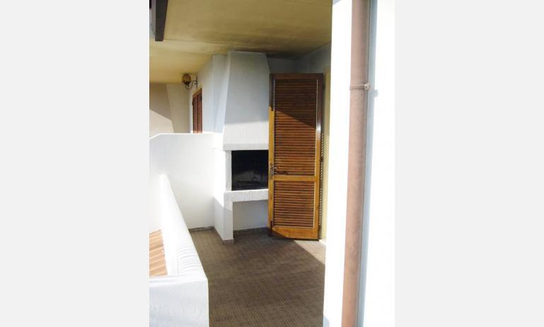 residence FRANCESCA: balcone (esempio)
