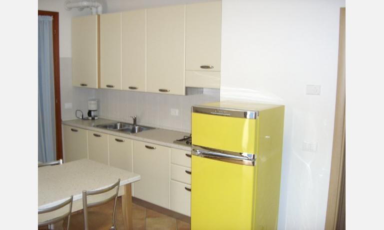 residence LE GINESTRE: angolo cottura (esempio)
