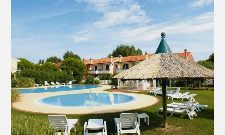 residence PORTO SOLE: piscina