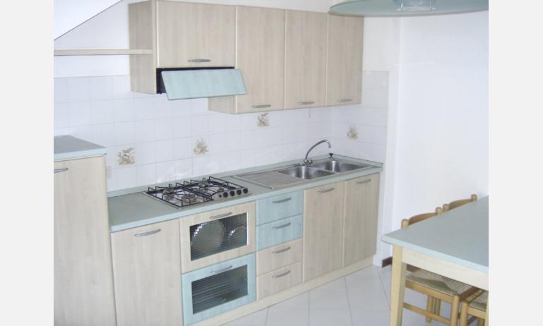 residence PORTO SOLE: angolo cottura (esempio)