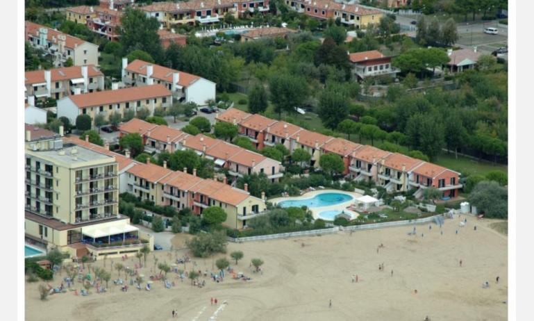 residence PORTO SOLE: vista panoramica