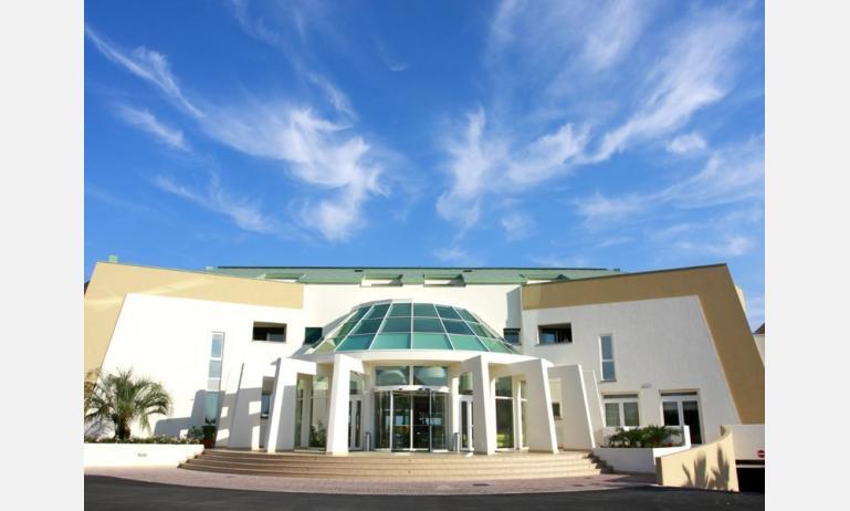hotel MAREGOLF: esterno