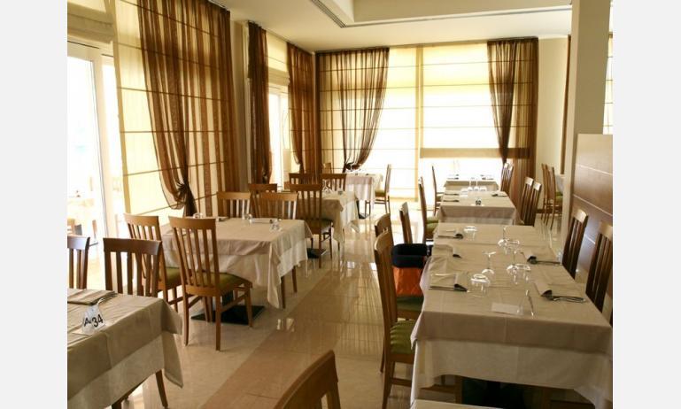 hotel MAREGOLF: ristorante