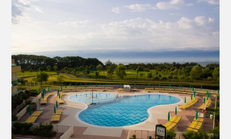 hotel MAREGOLF: vista panoramica