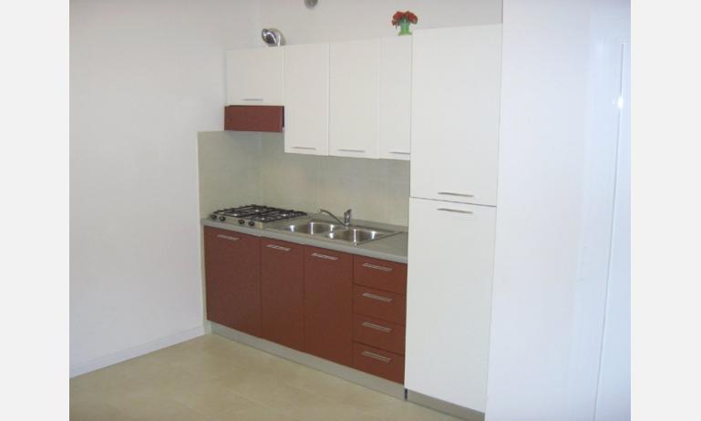 appartamenti MARIA: angolo cottura (esempio)
