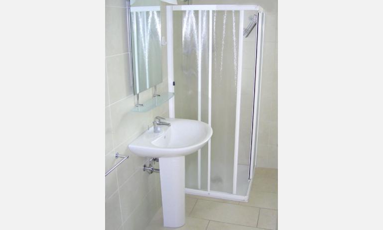 appartamenti MARIA: bagno (esempio)
