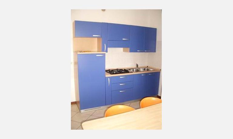 appartamenti PINETA: angolo cottura (esempio)