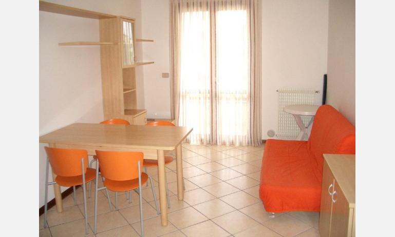 appartamenti PINETA: soggiorno (esempio)