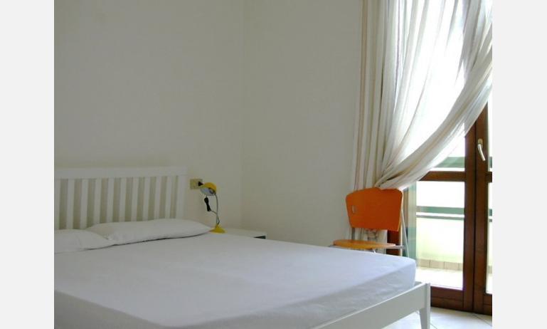 appartamenti PINETA: camera (esempio)