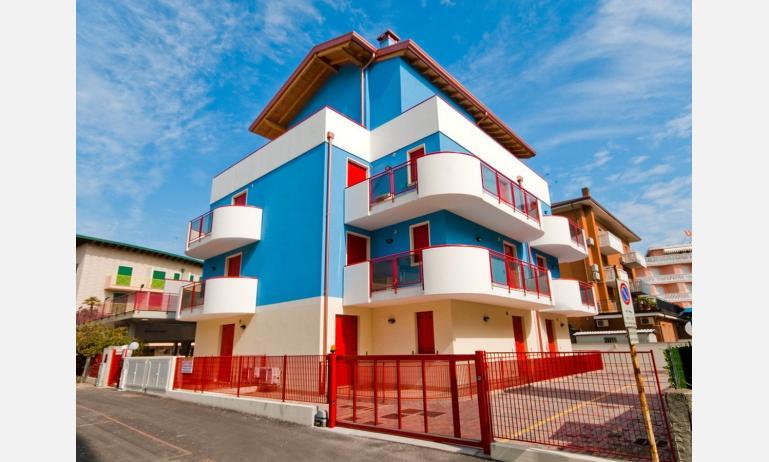 appartamenti AL MARE: esterno