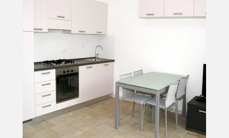 residence MEDITERRANEE: angolo cottura (esempio)