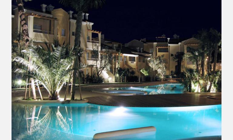 Residence MEDITERRANEE: das Haus am Nacht