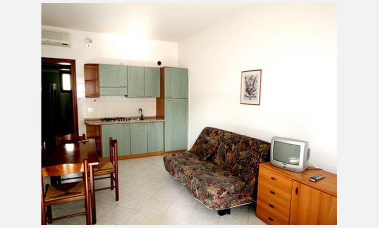 appartamenti DANIELA: angolo cottura (Esempio)