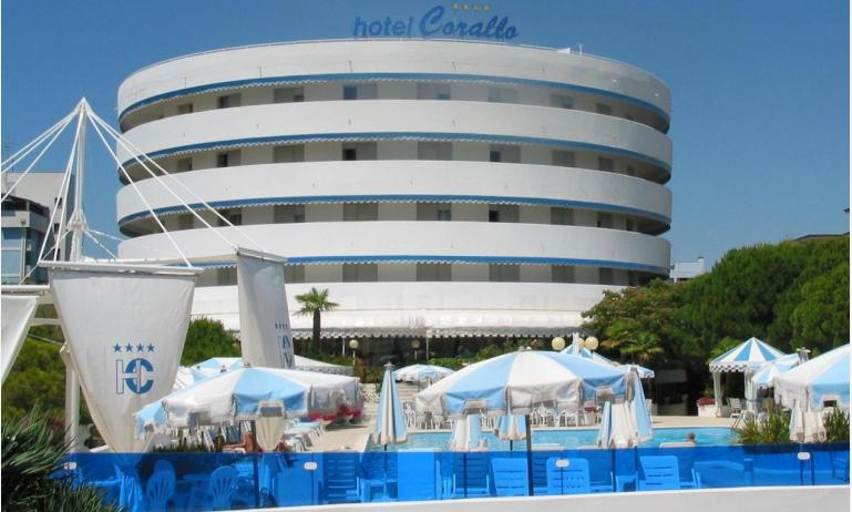 hotel CORALLO: external view