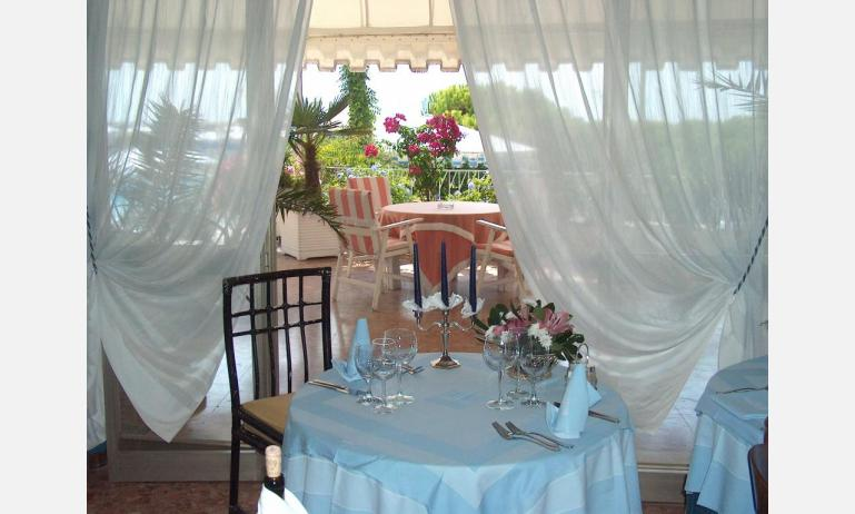 hotel CORALLO: dining room
