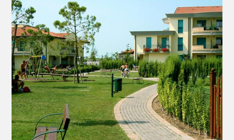 residence GIARDINI DI ALTEA: common garden