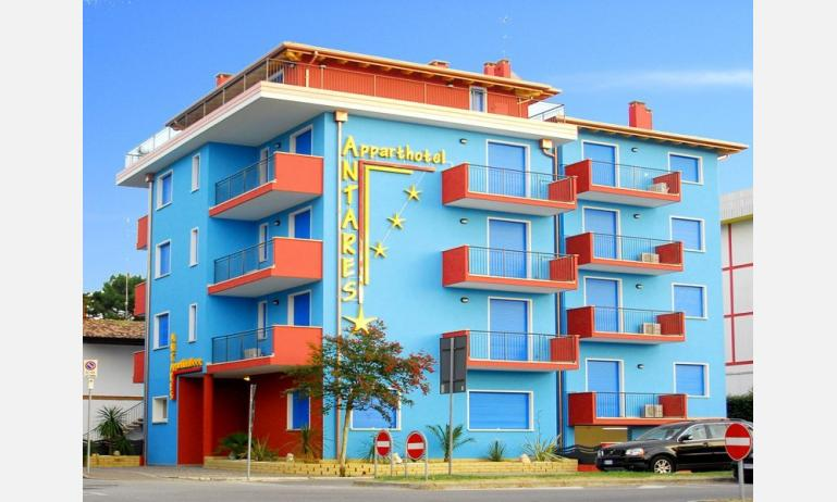 aparthotel ANTARES: esterno