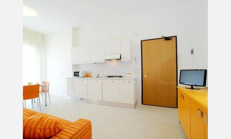 aparthotel ANTARES: angolo cottura (esempio)