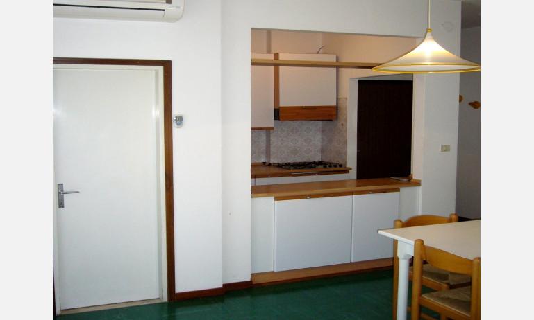 appartamenti MINI-JET: angolo cottura (esempio)